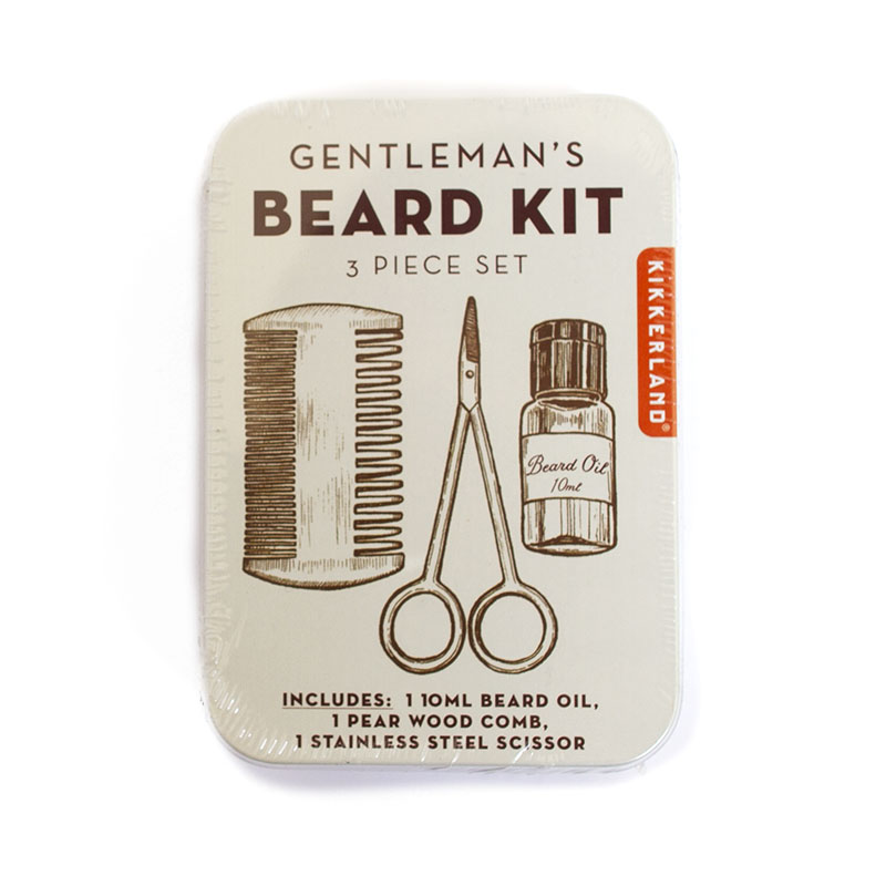 Beard trim set
